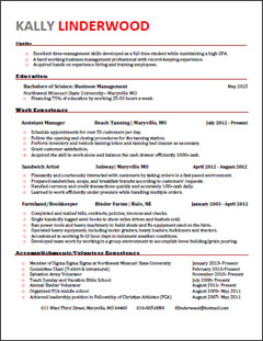 camp counselor resume 03052017