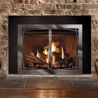 Mendota FV44i Gas Fireplace Insert w/Basix Front - NW ...