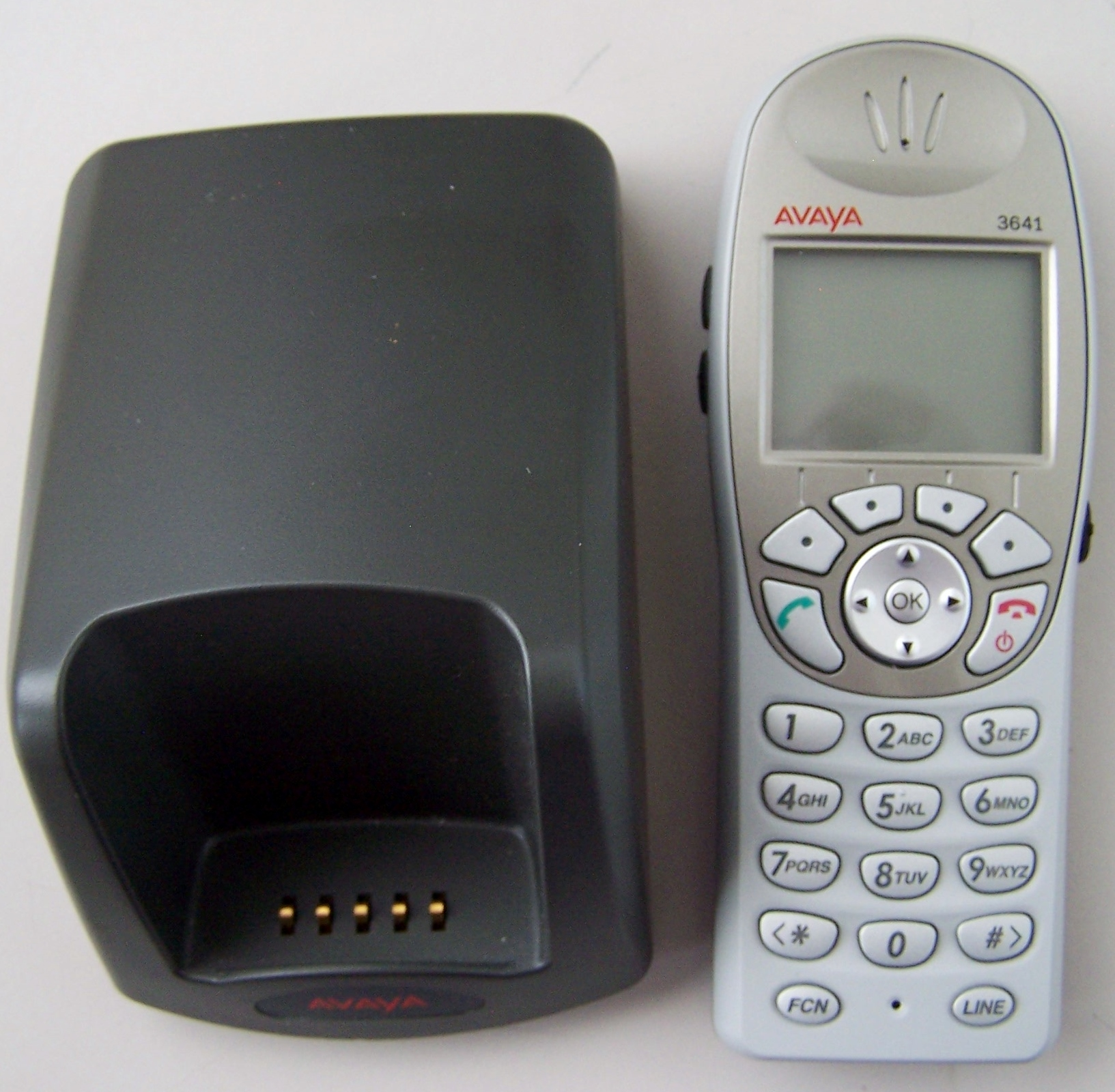 Wireless Phone 700430408 Avaya 3641 Cordless Ip Wireless Phone Nwout
