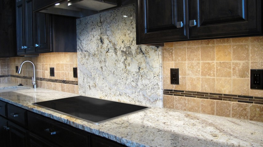 kitchen backsplash rustic granite countertops tumbled travertine noce pics photos backsplash tile decorative tile kitchen tile hand