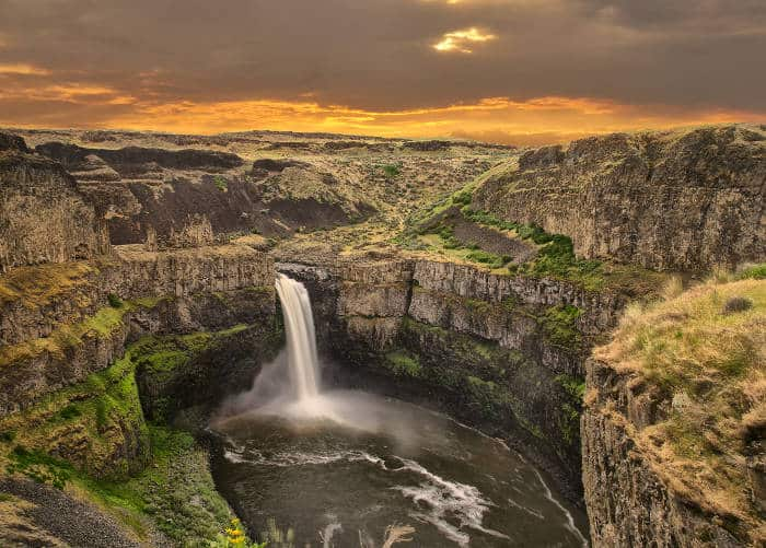 Snoqualmie Falls Wallpaper Visiting Palouse Falls Northwest Travel Magazine