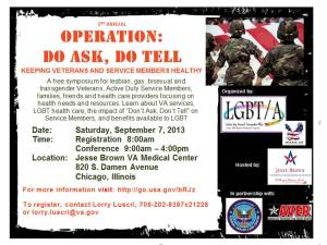 Operation Do Ask Do Tell