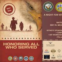 National Veterans Art Museum Event 2014