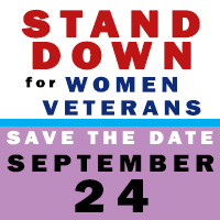 Stand Down 9 2016 Save the Date