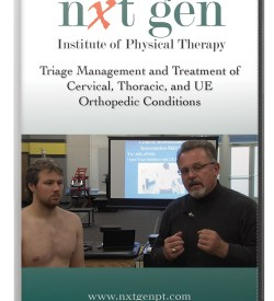 Triage Management DVD Cover