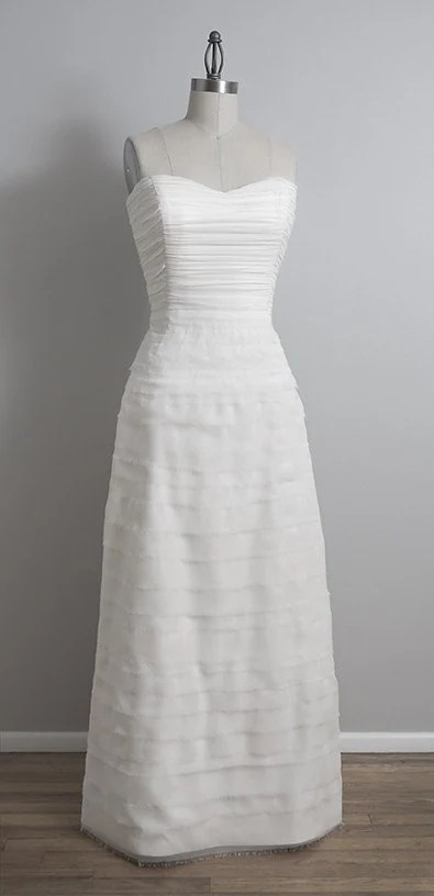 Chloe - Eco Friendly Wedding Dress - Made to Order