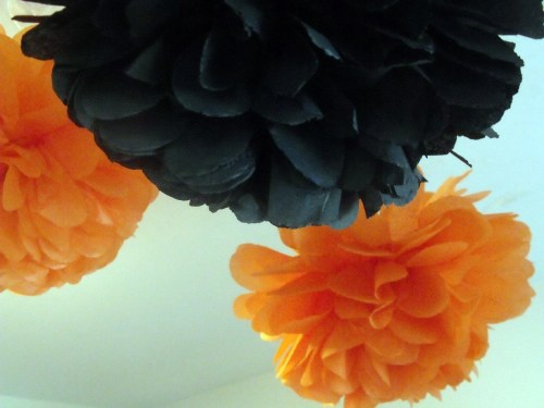 orange and black licorice