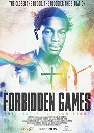 Forbidden Games: The Justin Fashanu Story – Magnetlank