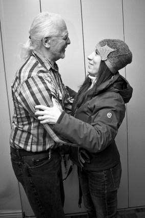 Tony Cambio & Ilana Fayerman