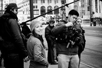 Street Filming