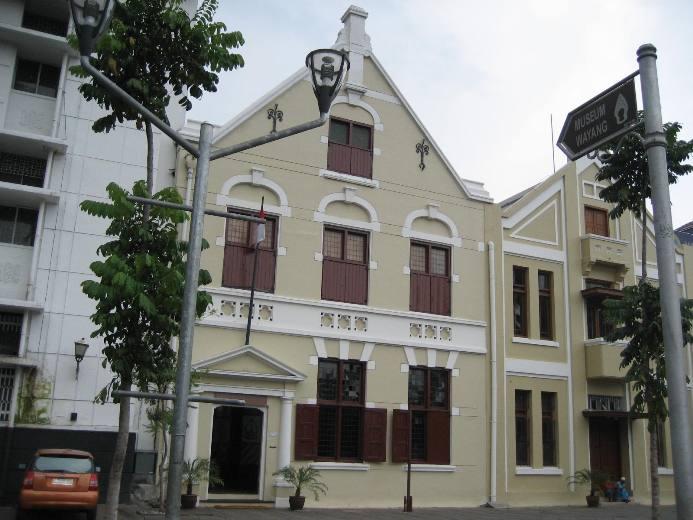 Museum Wayang. Gambar dari sini.