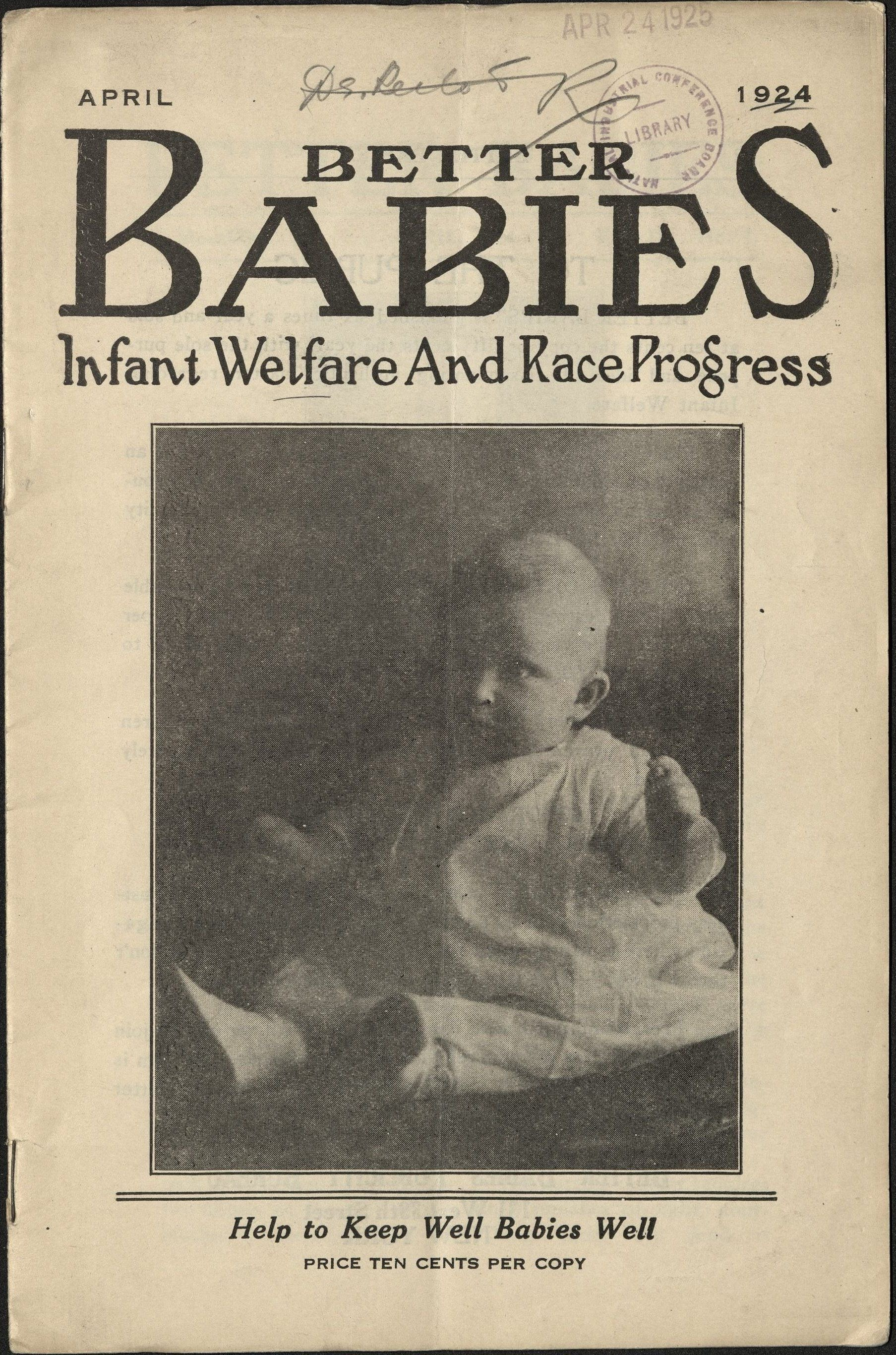 Vintage Bad Copy Item Of The Month Better Babies On Things Which Are Bad