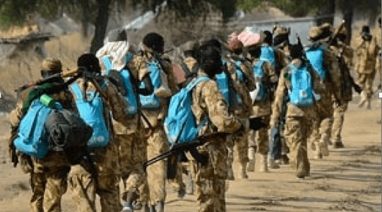 What Are The New South Sudan Revolutionary Forces (NSSRF) waiting?