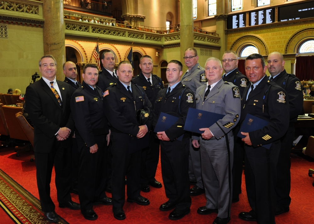 New York State Assembly David DiPietro - new york state correction officer