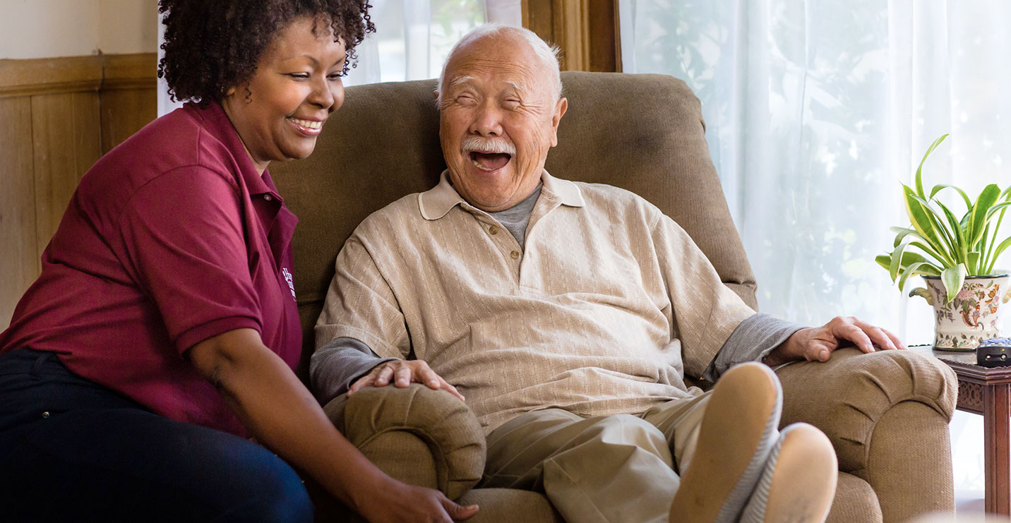 Home Care Service Age Friendly Advisor Welcoming Places For People Later In Life