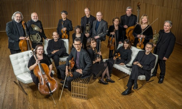 St. Luke's Chamber Ensemble's Subway Series