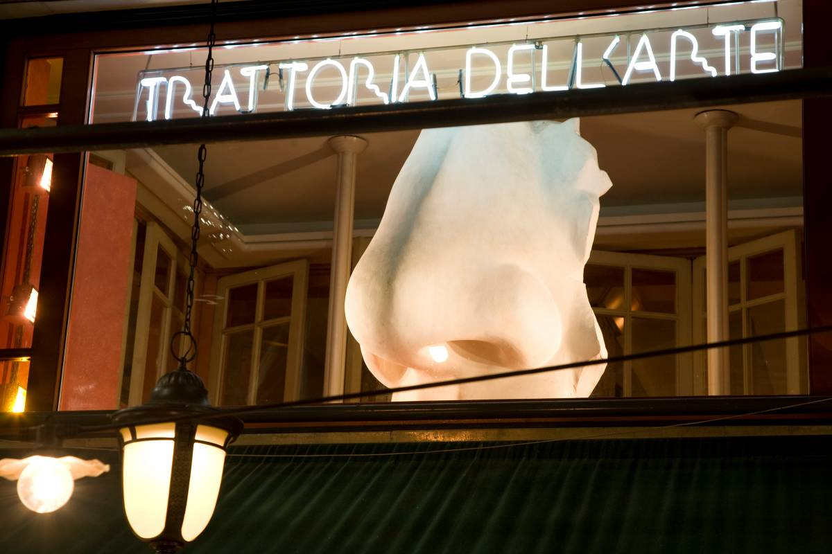 Trattoria Dell'arte Nyc Reviews Trattoria Dell Arte Restaurants Nycgo