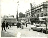 Old Picture of Alexander's In Fordham Road. - NYCTalking