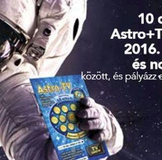 Astro+TV sorsjegy akció 2016 – nyerj milliókat a nyeretlen sorsjeggyel