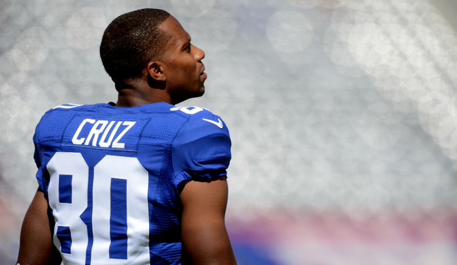 Is this the last Giants Chapter for Victor Cruz