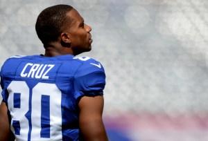 Victor Cruz battles back