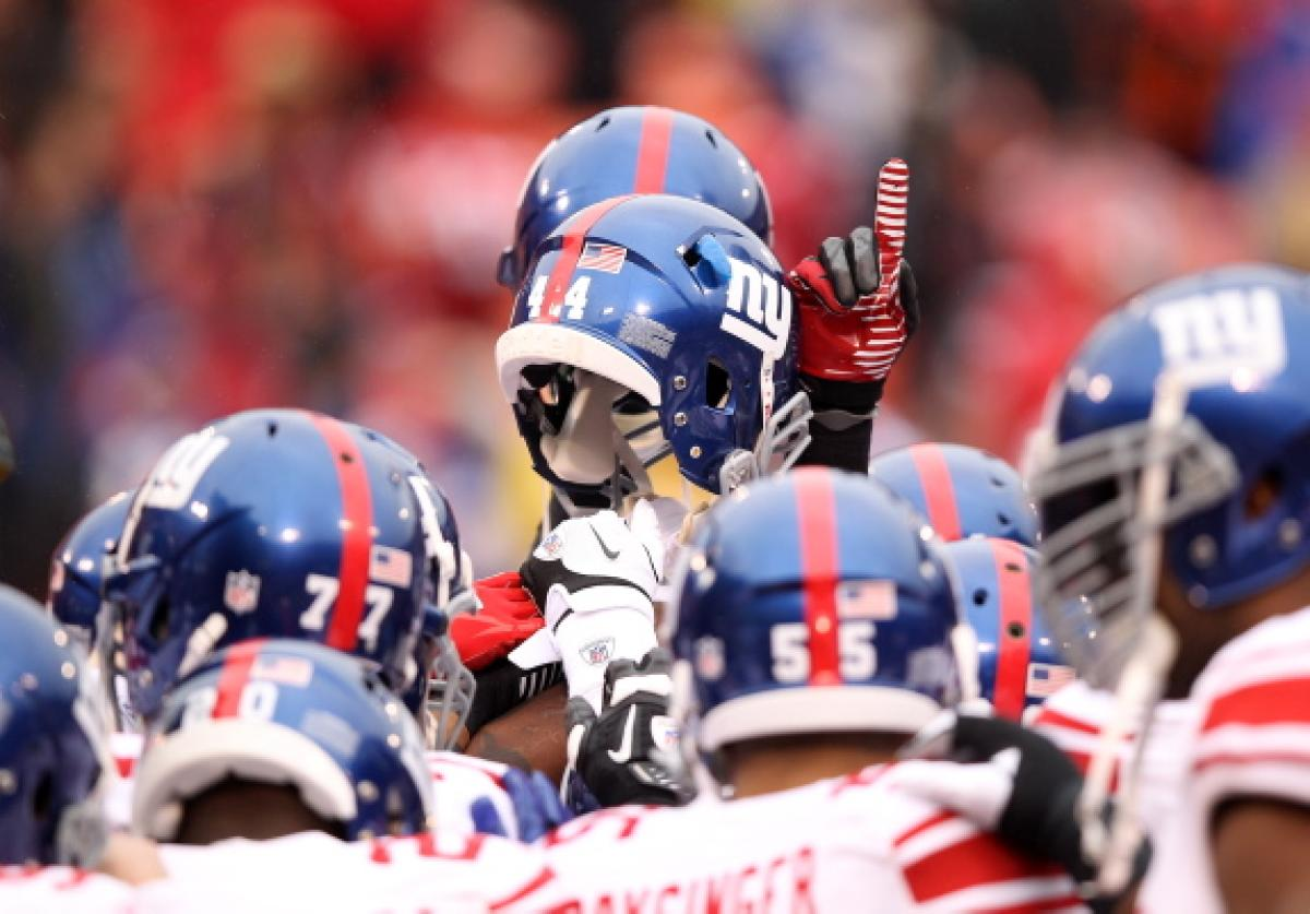 Marco's Projected 53 man roster: New York Giants