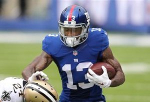 Odell will break hand