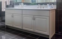 Bathrooms can be Refaced too. - NY Kitchen Reface