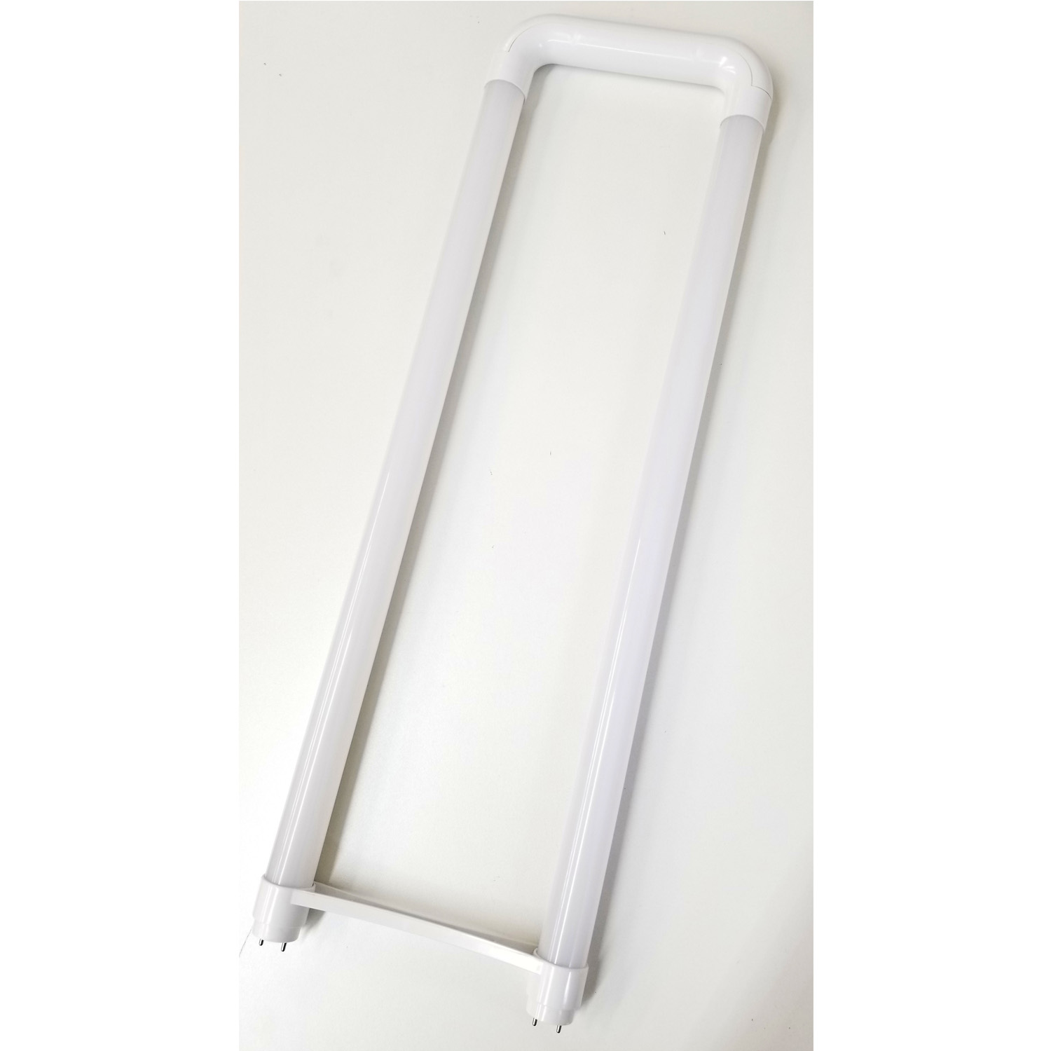T12 Fluorescent Light Fixtures U Bend T12 Warm White 2700k Led Lamp Directly Relamps Fluorescent Bulb Fb40t12 Without Rewiring Or Modification