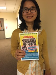 LinDa Saphan, associate producer of CAMBODIA'S LOST ROCK AND ROLL