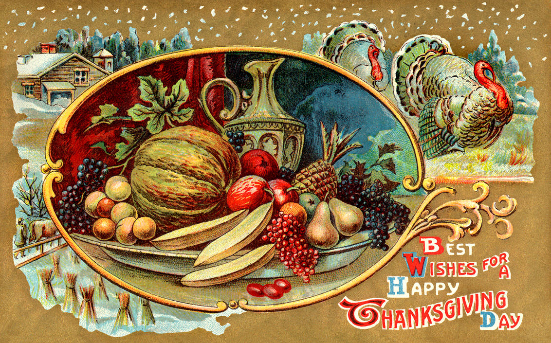 Fullsize Of Happy Thanksgiving Image