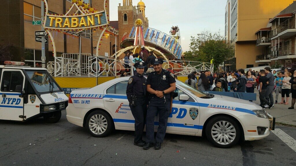 Becoming An NYPD Auxiliary Officer - NYPD News