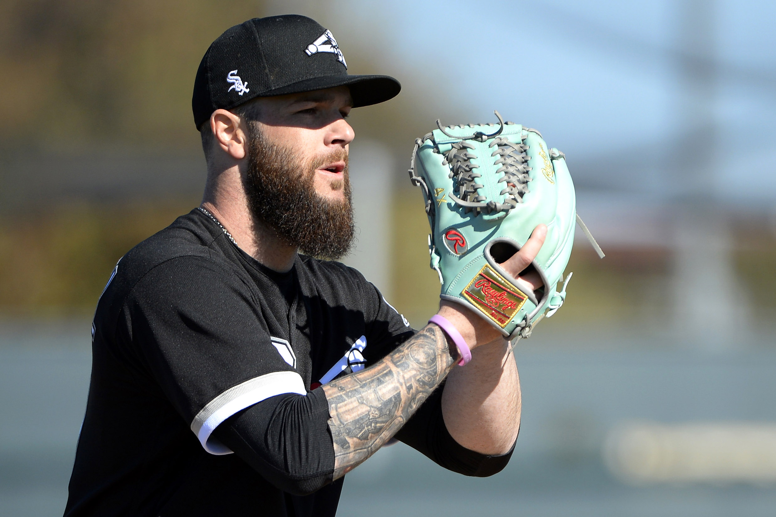 White Sox Dallas Keuchel Can Keep Beard Under One Condition