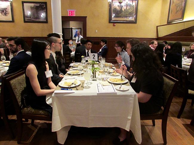 Proper Over-Meal Interview Etiquette Washington Square News