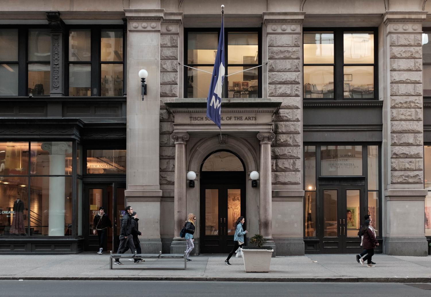 Tisch Fails To Connect Acting And Film Students Washington - Nyu Tisch School Of Arts