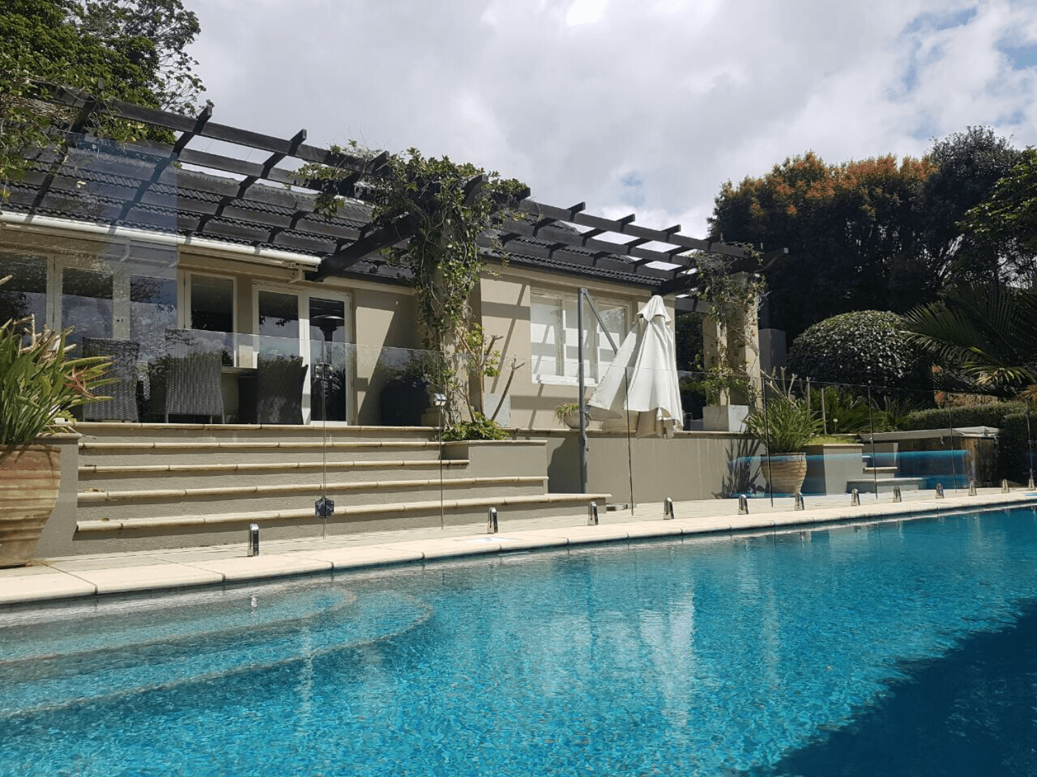 Glas Pool Pool Fencing Nz Glass