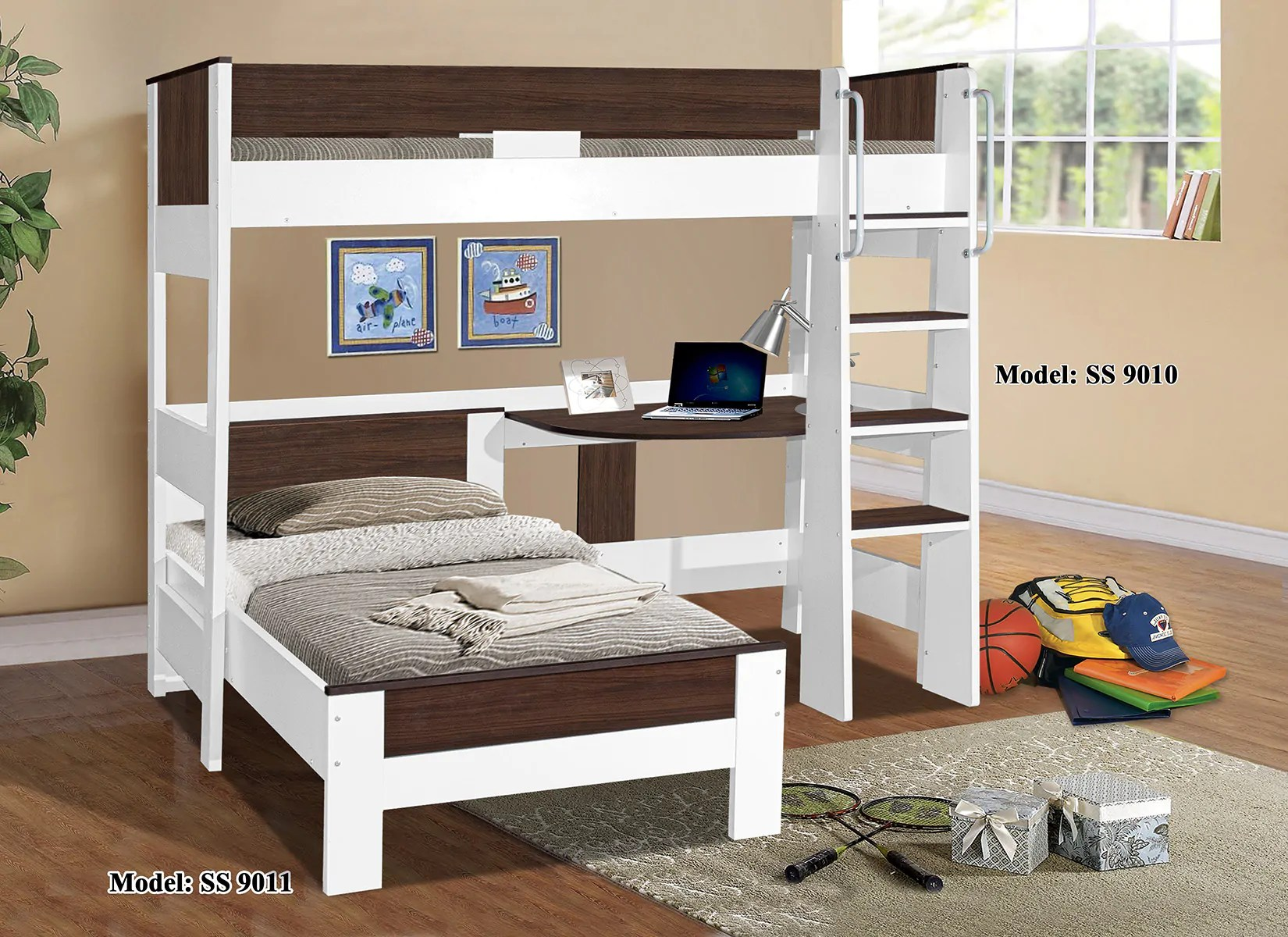 Single Beds For Sale Denver Single Loft Bunk 9010 43 9011