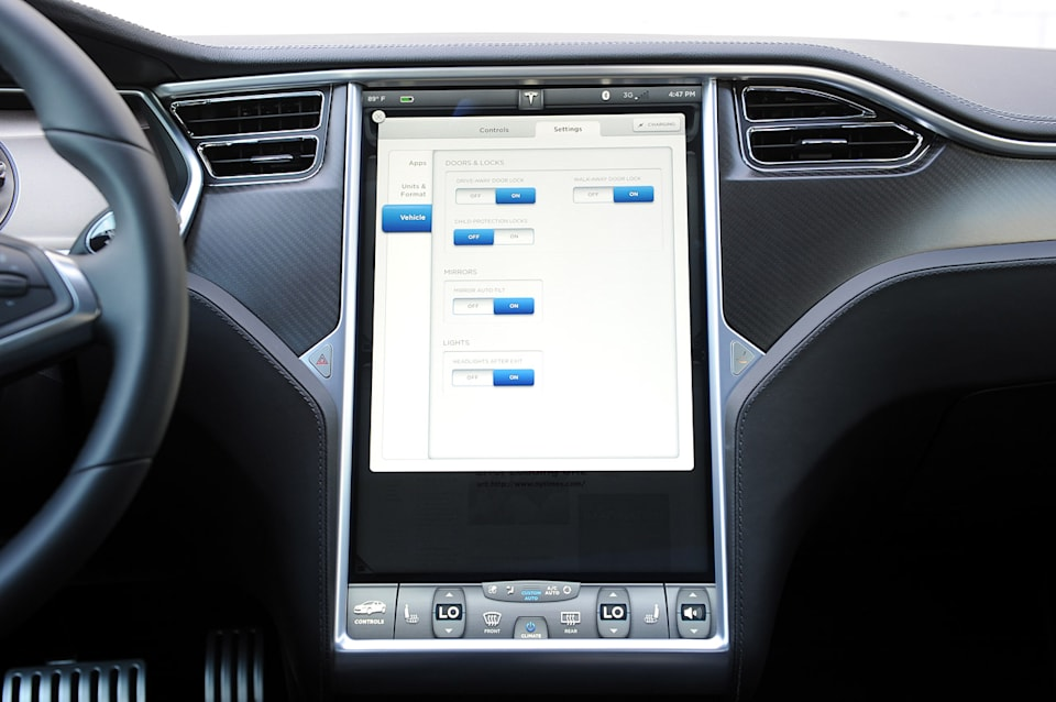 Tesla Model S - Flat Panel Center Control Panel Cars Pinterest - bill of sale form