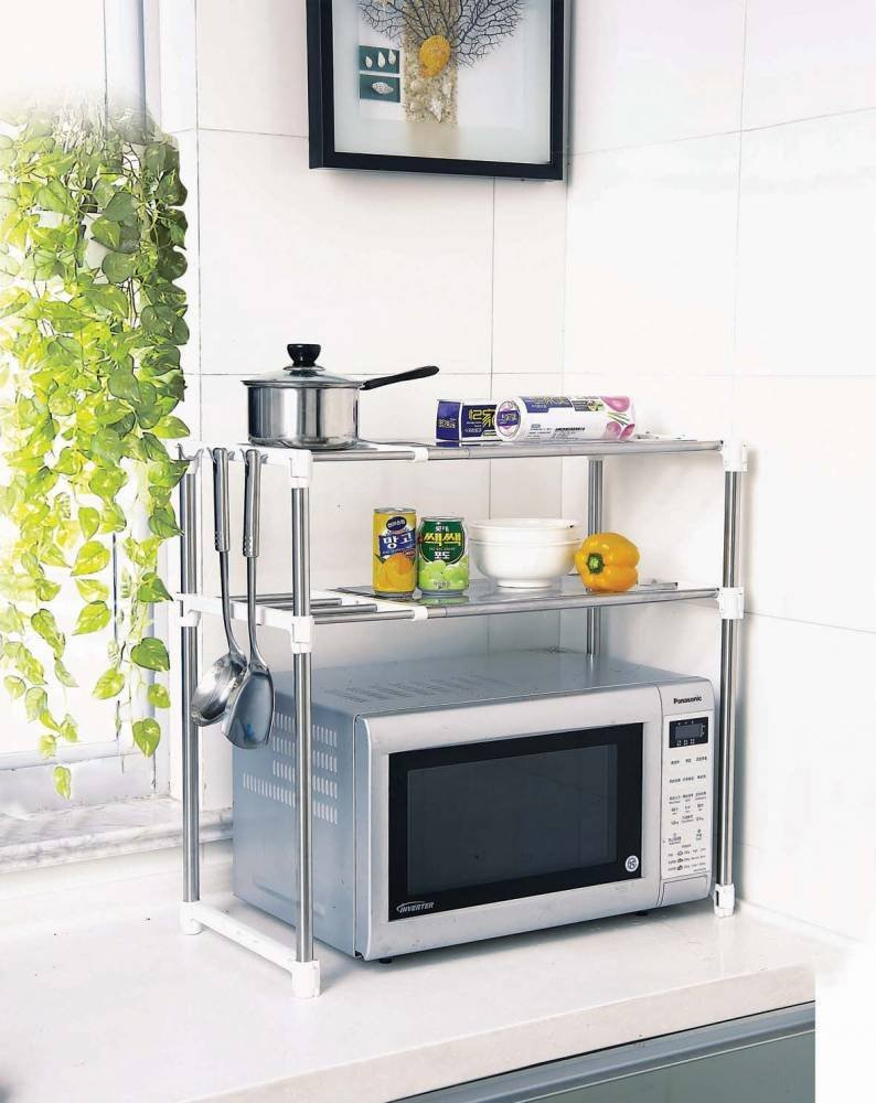 Small Kitchen Seven Smart Storage Solutions To Save Space