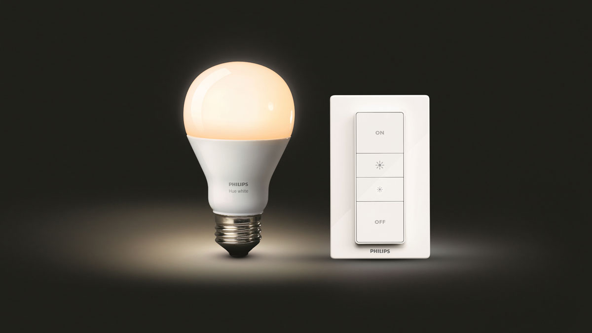 Gamma Led Lampen Aanbieding Philips' Latest Hue Kit Gives You Wireless Light Dimming