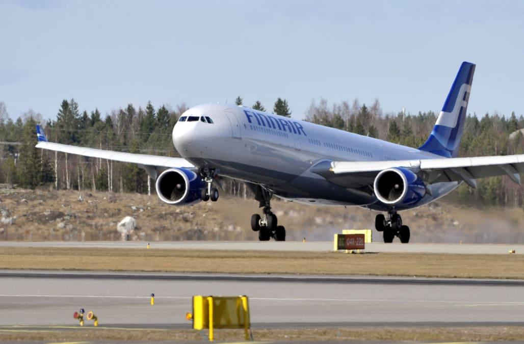 Finnair is asking to weigh its passengers pre-flight - AOL News - how would you weigh a plane without scales