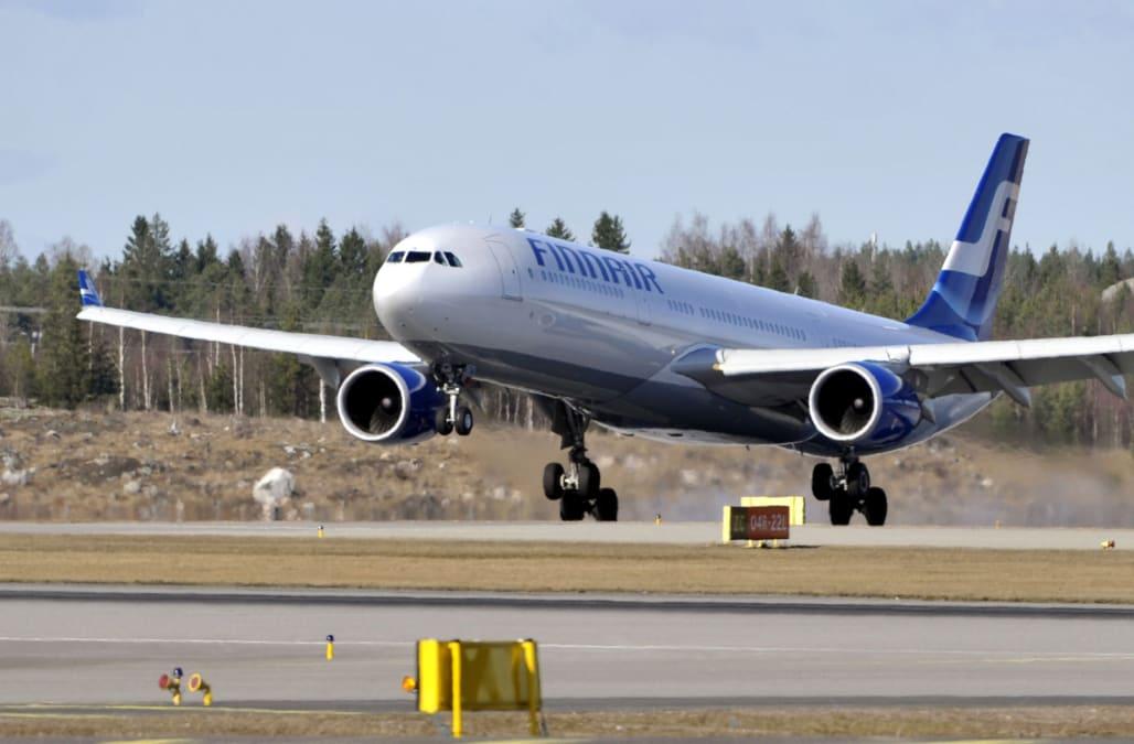 Finnair is asking to weigh its passengers pre-flight - AOL News