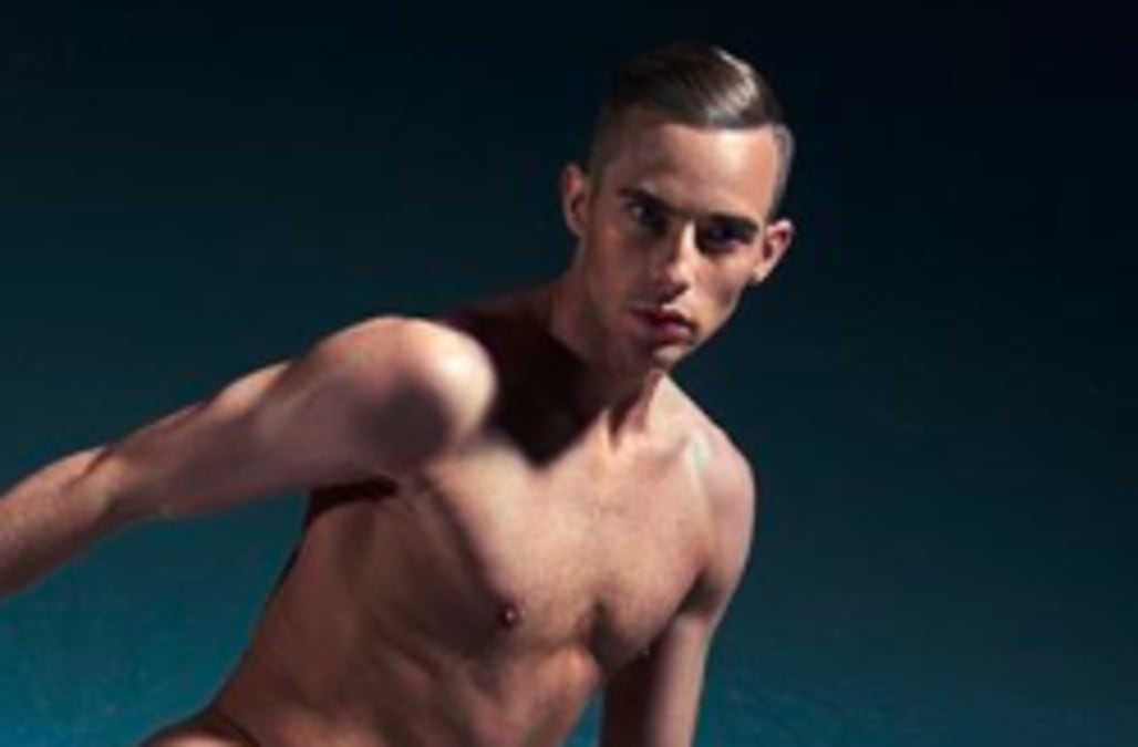 Adam Rippon on his nude ESPN Magazine shoot How many people were in - jason rippon