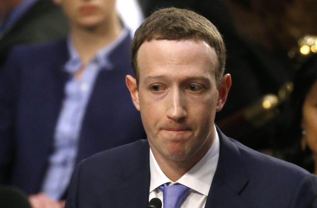 Here\u0027s what Facebook\u0027s Mark Zuckerberg didn\u0027t answer during first - mark zuckerberg resume
