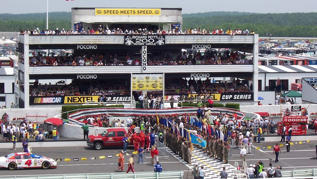 What to Do Before a Race at Pocono Raceway
