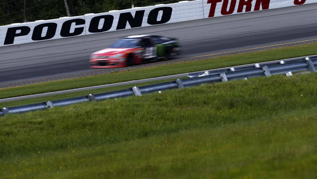 Five Reasons to Visit Pocono Raceway for Your First NASCAR Race