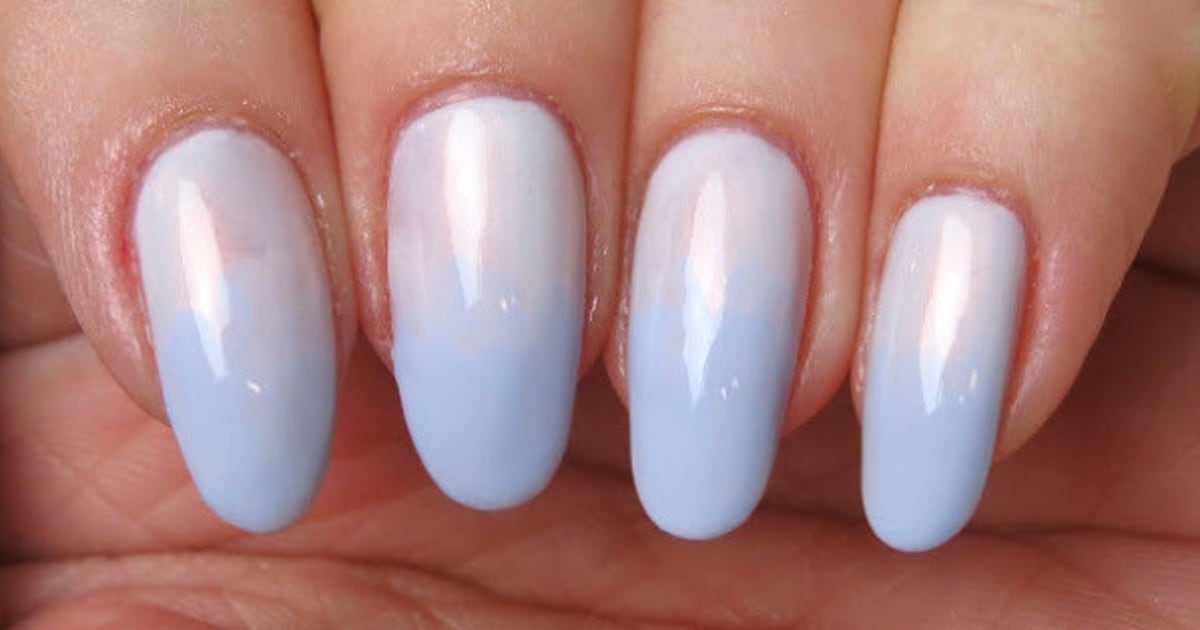 Nail Art How To Create A Subtle Ombre Manicure Huffpost