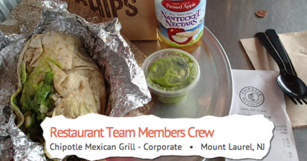 Job Descriptions Decoded Chipotle Restaurant Team Member Job - AOL