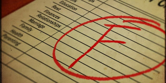 How Report Cards Put Pressure on Parents - report card