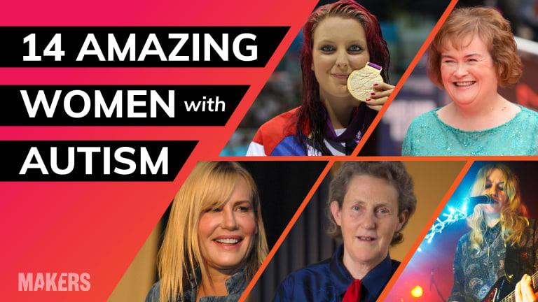 14 Amazing Women With Autism